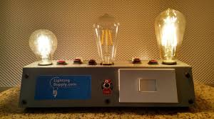 tcp led edison bulbs comparison