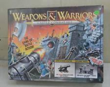 Item 5 WEAPONS WARRIORS CASTLE COMBAT Fantasy Adventure Board Game Pressman 1994