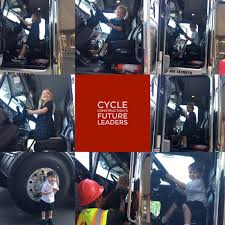 Cycle Construction Goes To PreK