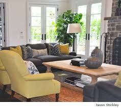 Living Room Inspiration For San Diego Gray Couch Is A Must With The Blue Carpet Yellow Chair Awesome