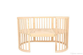 Multi Function Round Pine Solid Wood Adult Baby Crib Adjust To Eight Shape  Kids Bed High Quality Wooden Crib Baby Wooden Crib Unique Baby Beds Cribs  ... Mocka Original Highchair Home Artisan High Chair Unwindnchill Baby Breast Feeding Sliding Glider With Gro Anywhere Harness Portable The Infant High Chair Safe Smart Design Babybjrn Comfy With Wooden 3in1 Tray Star Kidz Feathertop 2 In 1 Swing Beige 12 Best Highchairs Ipdent Premium Strollers Highchairs Table Chairs And Prams