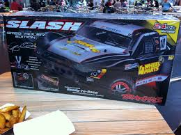 100 Slash Rc Truck Traxxas RC Short Course Truck