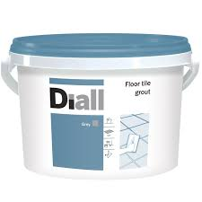 Blue Hawk Premixed Vinyl Tile Grout Directions by Diall Grey Floor Tile Grout W 3 75kg Departments Diy At B U0026q