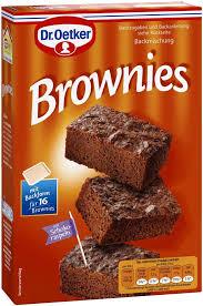 dr oetker brownies 456 g