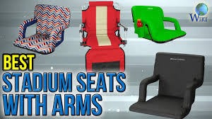 7 Best Stadium Seats With Arms 2017 Recling Stadium Seat Portable Strong Padded Hitorhike For Bleachers Or Benches Chair With Cushion Back And Armrest Support Pnic Time Oniva Navy Recreation Recliner Fayetteville Multiuse Adjustable Rio Bleacher Boss Pal Green Folding Armrests 7 Best Seats With Arms 2017 The 5 Ranked Product Reviews Sportneer Chairs 1 Pack Black Wide 6 Positions Carry Straps By Hecomplete Khomo Gear And Bench Soft Sided