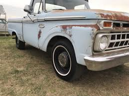 1965 Ford F100, V8, Barn Find, Shop Truck, Original Patina, Factory ... Photo 16 F100 Pinterest Coral Springs Florida Ford And 1965 F100 For Sale In Tacoma Wa Youtube Crew Cab Body F250 Springfield Mo Sealisandexpungementscom 8889expunge 888 Vintage Truck Pickups Searcy Ar Frankenford 1960 With A Caterpillar Diesel Engine Swap Icon Transforms F250 Into Turbodiesel Beast Does 44s Restomod Put All Other Builds To 1996366 Hemmings Motor News What Ever Happened The Long Bed Stepside Pickup Near Cadillac Michigan 49601 Classics On
