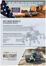 James Corlew Chevrolet Military Discount
