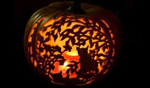 Kenova Pumpkin House by Crazy Creative Pumpkin Carvings 5