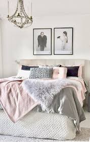 27 Gorgeous Bedrooms Thatll Inspire You To Redecorate Pink And Grey