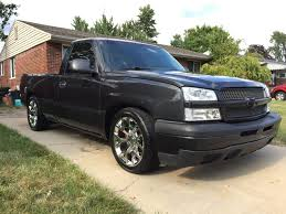 Lowered 2003 Silverado | Truck Shit | Pinterest | Sport Truck ... Chevrolet And Gmc Slap Hood Scoops On Heavy Duty Trucks Live Oak New Silverado 2500hd Vehicles For Sale Ss 2003 Pictures Information Specs Rm Sothebys 2013 Slp Sport Edition Fort 2018 1500 Work Truck 4wd Crew Cab 1530 News Specs Prices Announced 2014 Texas Editioncustom Debuts Motor Trend With Hd Chevy Rallies Around 4truck 2012 Callaway Sc540 Sporttruck First Drive 2017 Chevrolet Silverado Crew Rally Sport Bennett Gm Information