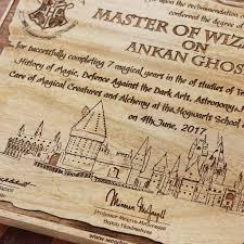 Harry Potters Hogwarts Acceptance Letter MinaLima Store