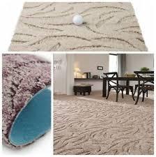 teppichboden teppich ivano scroll wohnzimmer beige braun