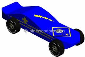 Pack Leader pinewood derby INSTANT DOWNLOAD car plan