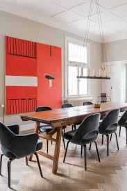 haus in hamburg klein flottbeck modern esszimmer