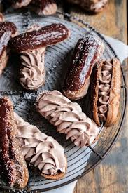 recipe radar chocolate eclairs recipe