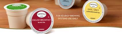 K CupR Tea Pods