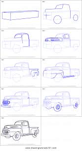 How To Draw Vintage Truck V2 Printable Step By Step Drawing Sheet ... How To Draw A Truck Step By 2 Mack A Simple Art Projects For Kids To Easy Drawing Tutorials Semi Monster Refrence Coloring Really Tutorial Man Army Coloring Page Free Printable Pages Draw Dodge Ram 1500 2018 Pickup Drawing Youtube Ways With Pictures Wikihow Of Cartoon Trucks 1 Tow Truck