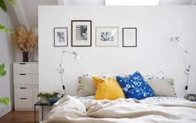 ideen für entspannende dekoration im schlafzimmer ikea
