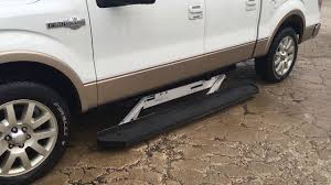 Running Board Lift Installed On 2009 Ford F150 King Ranch - YouTube Luverne Ford Ranger Supercab 1999 3 Cab Length Polished Round Running Board Side Step Led Light Kit Chevy Dodge Gmc Truck 2015 F150 W Pro Comp Suspension Lift Kit On 20x12 Wheels Iboard Running Board Side Steps Boards Nerf Bars Ss Aobeauty Vanguard Pickup For Trucks Amp Research Official Home Of Powerstep Bedstep Bedstep2 2018 Ford F23450 Super Duty Crew Cab 5 Special Hammerhead Ford F 150 6 Black Live In Canada Avoid These Costly Pickup Truck Addons Driving In Phoenix Arizona Driven Sound And Security Marquette
