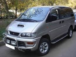 1998 Mitsubishi Space GEAR 2 5l Diesel Manual For Sale