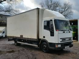 2002 IVECO CARGO TECTOR 75E17 170 BHP MANUAL GEAR BOX 20FT BOX BODY ...