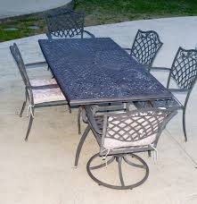 Garden Treasure Patio Furniture by Garden Treasures Classics Patio Table And Chair Set Ebth