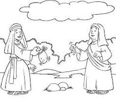 Image Result For Ruth And Boaz Coloring Sheets