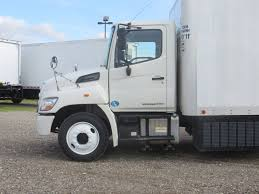 2011 Used HINO 268A (17ft Cold Plate - Air Brake - Air Ride) At ...