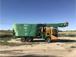 100 Feed Truck Used Italmix Italmix Truck Vertical Mixer In 402441 Listed On Machines4u