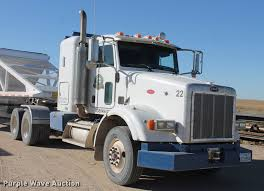 2006 Peterbilt 378 Semi Truck | Item EI9515 | SOLD! February...