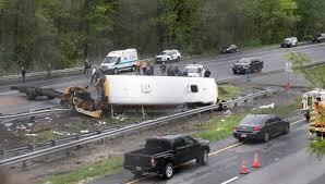 100 Dump Truck Crash Investigators Probe Cause Of School Bus Crash That Killed 2 Naples