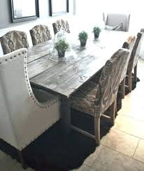 Farm Table Dining Room Gray Tables Extraordinary Grey Reclaimed Wood