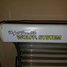Wolff Tanning Bed by Find More Perfect Sun 16b Wolff System Tanning Bed For Sale At Up