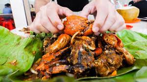 jakarta cuisine spicy food tour in jakarta indonesia best mud crabs bbq