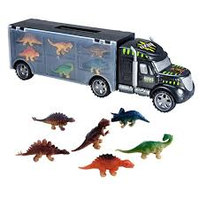 100 Dinosaur Truck 2019 S Transport Car Carrier Toy With Inside
