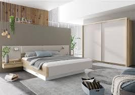 holzzone schlafzimmer set echte lackfronten matt glänzend kaufen otto