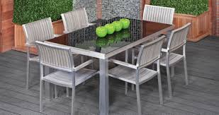 100 Retractable Patio Chairs Pergola Wicker Expandable Outdoor Dining Table