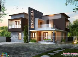 100 Modern Contemporary Home Design Awesome Ultra Modern Contemporary House 2356 Sqft Kerala Home