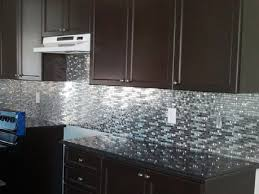 Stainless Steel Backsplash Kitchen Ideas This Has Light L Tiles For Images About On Jamaica Tile Gray Natural Stone Diy Textured Glass Mosaic Pictures Uk