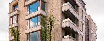 100 Travertine Facade Residential Building Lettera Stone Art House