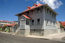 Historic Noorwood House In Dominica