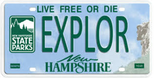 N H State Park plates aren t selling well