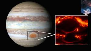 Jupiters Great Red Spot Solar Systems Largest Planet So Hot Because Of Iconic