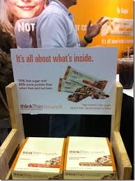 First Of All Their New Tagline Its About Whats Inside Is Embarrassing On Behalf As A ThinkThin Bar Maltitol
