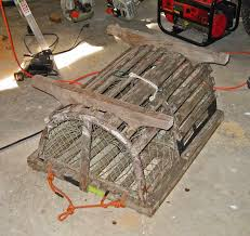 Decorative Lobster Traps Large by Lobster Trap Coffee Table Plans Rascalartsnyc