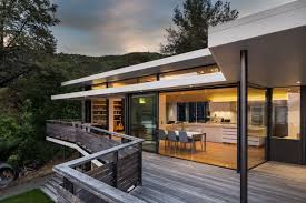 100 Parsonson Architects Gallery Of Moetapu Beach House 8 Railings