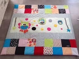 tapis d eveil couture 13 best projet tapis d éveil images on patchwork