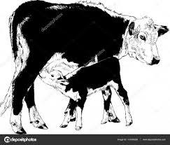 38 Sensationnel Architecture Coloriage A Imprimer La Vache Regarding