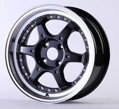 100 Cheap Rims For Trucks 14 15 Inch Auto China Et 35 Black Jant 48 Hole 4x4 Design