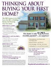 Begin The New Year With A FREE First Time Home Buyers Seminar